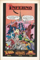 Verso de Alpha Flight (1983) -65- When Robots Dream!