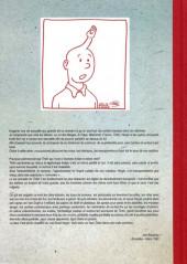 Verso de Tintin - Pastiches, parodies & pirates -f- La vie sexuelle de Tintin - Edition bibliophile