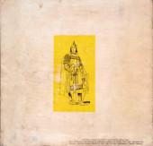 Verso de Yves le loup -1- L'enfance du preux