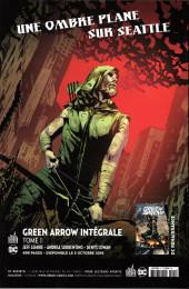 Verso de Batman - Récit Complet (DC Presse) -9- Teen titans: le sang de la manta