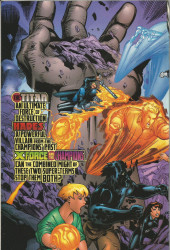 Verso de X-Force Vol.1 (Marvel comics - 1991) - Demon from within