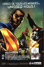 Verso de Batman Rebirth (DC Presse) -18- Tome 18