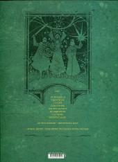 Verso de Aristophania -1- Le Royaume d'Azur