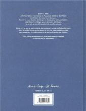 Verso de Magasin général -INT01- Livre I