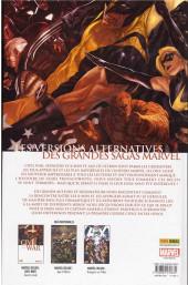 Verso de What if? -1- Civil War / Avengers vs X-Men / Age of Ultron