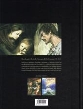 Verso de Le caravage -2- Seconde partie - La grâce