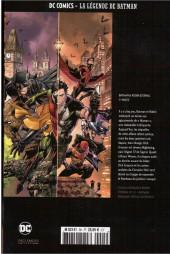 Verso de DC Comics - La légende de Batman -HS5- Batman & Robin Eternal - 1ère partie
