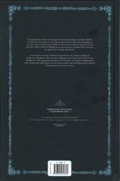 Verso de Frankenstein - Le Monstre est vivant - Tome INT