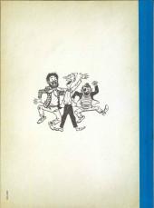 Verso de Les pieds Nickelés - La collection (Hachette) (2e série) -3bis- Les Pieds Nickelés arrivent