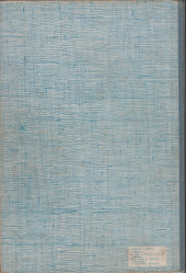 Verso de (Recueil) Spirou (Album du journal) -57'- Spirou album du journal