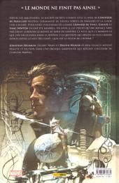 Verso de S.H.I.E.L.D. - Les architectes de l'Éternité