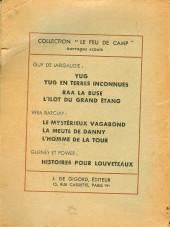 Verso de (AUT) Joubert - Yug