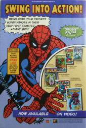 Verso de Slingers (1998) -4- The Black Marvel Strikes !
