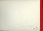 Verso de Blondin et Cirage -3c- Jeunes Ailes