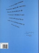Verso de Christophe Colomb (Jijé) -1- Premier voyage