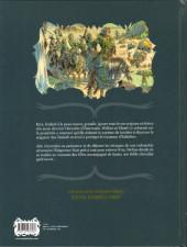 Verso de Les chevaliers d'Émeraude -72- Kira