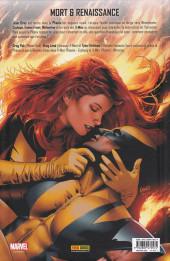 Verso de X-Men (Marvel Deluxe) - Le chant du Phénix