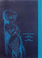 Verso de Natacha -17TT- La veuve noire