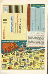 Verso de Marvel Super Action (1977) -21- 'Til death do us part!