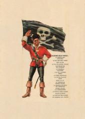 Verso de Barbe-Rouge -2c1975- Le Roi des Sept Mers