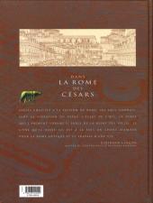 Verso de (AUT) Chaillet -1- Dans la rome des Césars
