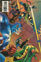 Verso de Avengers Vol. 1 (Marvel Comics - 1963) -395-