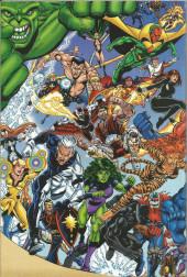 Verso de Avengers (The) (1998) -1- Once an Avenger...