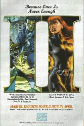Verso de Avengers (The) (1998) -0-