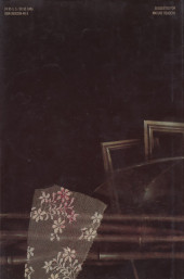 Verso de Batman (One shots - Graphic novels) -GN- Batman: Arkham Asylum