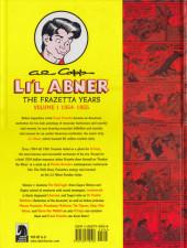 Verso de Li'l Abner: The Frazetta Years (Al Capp's) (2003) -1- Al Capp's Li'l Abner: The Frazetta Years #1