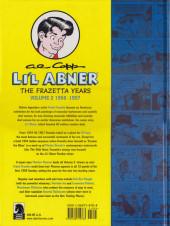 Verso de Li'l Abner: The Frazetta Years (Al Capp's) (2003) -2- Al Capp's Li'l Abner: The Frazetta Years #2