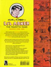 Verso de Li'l Abner: The Frazetta Years (Al Capp's) (2003) -3- Al Capp's Li'l Abner: The Frazetta Years #3