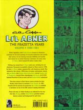 Verso de Li'l Abner: The Frazetta Years (Al Capp's) (2003) -4- Al Capp's Li'l Abner: The Frazetta Years #4