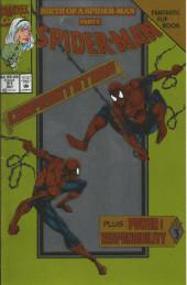 Verso de Spider-Man (1990) -51- A heart beat away!