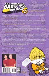 Verso de Adventures of Barry Ween Boy Genius 2.0 (The) - The Adventures of Barry Ween Boy Genius 2.0