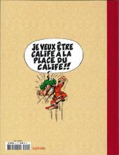 Verso de Iznogoud - La Collection (Hachette) -24- Tome 24