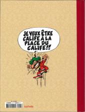 Verso de Iznogoud - La Collection (Hachette) -25- Tome 25