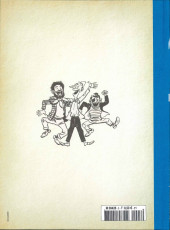 Verso de Les pieds Nickelés - La collection (Hachette) (2e série) -3- Les Pieds Nickelés en pleine corrida