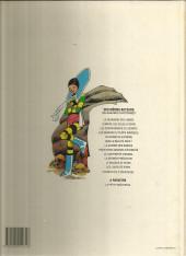 Verso de Le vagabond des Limbes -4b1988- Les démons du temps immobile
