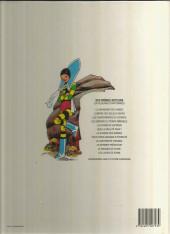 Verso de Le vagabond des Limbes -11a1986- Le masque de kohm