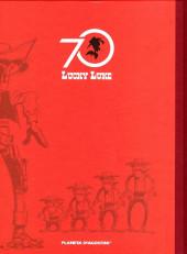 Verso de Lucky Luke (Edición Coleccionista 70 Aniversario) -97- El jinete solitario