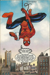 Verso de Domination Factor: Fantastic Four -1.2- The Avengers