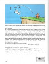 Verso de (AUT) Iturria - Dernières nouvelles de l'ours et autres amis à poils, plumes ou écailles... 90 dessins animaliers
