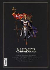 Verso de Les reines de sang - Aliénor, la Légende noire -INT1- L'intégrale Tomes 1 à 3