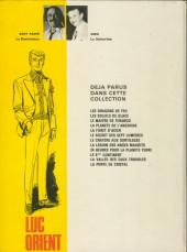 Verso de Luc Orient -3b77- Le maître de terango