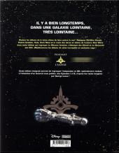 Verso de Star Wars (Delcourt / Disney) -INT2- La prélogie intégrale