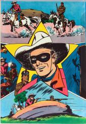 Verso de Four Color Comics (Dell - 1942) -82- The Lone Ranger
