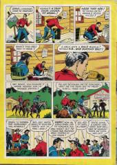 Verso de Four Color Comics (Dell - 1942) -83- Gene Autry in Outlaw Trail