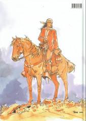 Verso de Delgadito -2TL- Souvenirs d'un rebelle