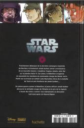 Verso de Star Wars - Légendes - La Collection (Hachette) -8049- Rébellion - III. Du Mauvais Côté